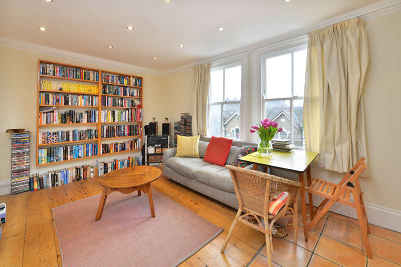 1 Bedroom Flat for sale in Flat 3 , 80 Gillespie Road