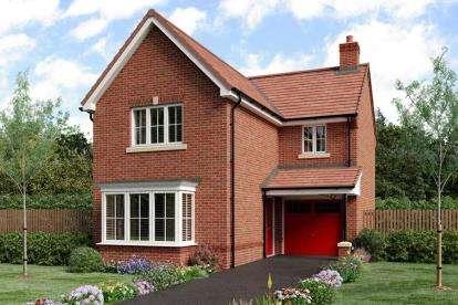 3 Bedrooms Detached House for sale in Heathlands, Hind Heath Road, Sandbach, Cheshire