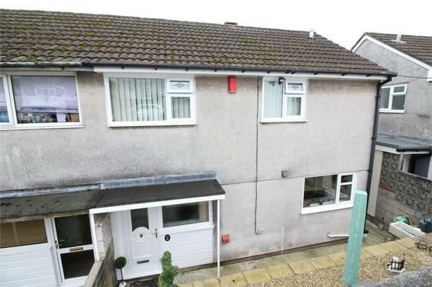 3 Bedrooms Semi Detached House for sale in Cleveland Drive, Risca, NEWPORT, Caerphilly