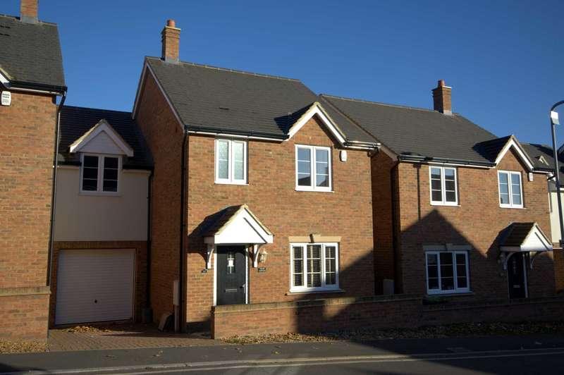 4 Bedrooms Link Detached House for sale in Deanshanger