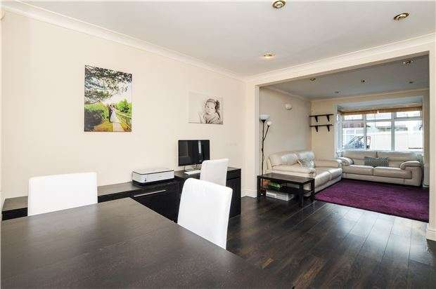 3 Bedrooms Terraced House for sale in Elm Road, PURLEY, Surrey, CR8 2DR