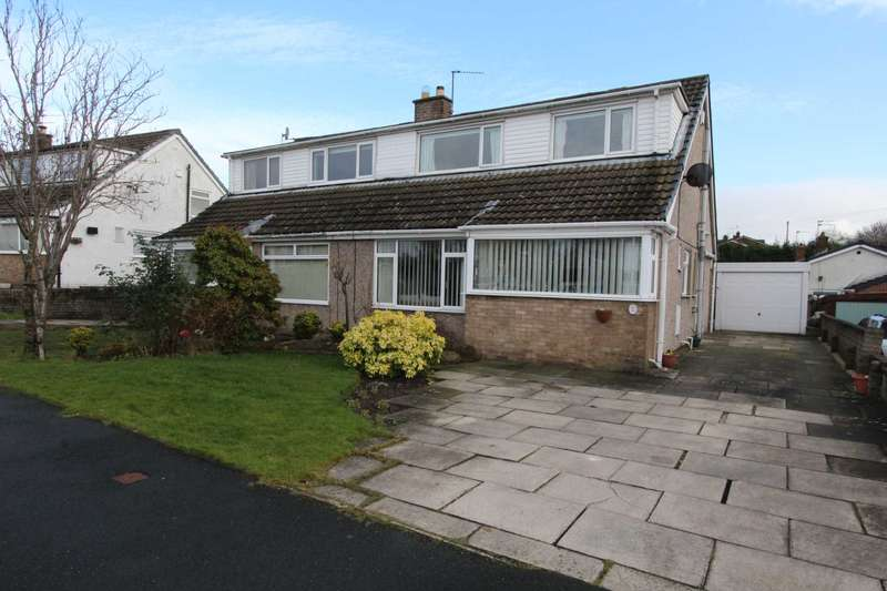 3 Bedrooms Semi Detached House for sale in Brown Hill Drive, Birkenshaw