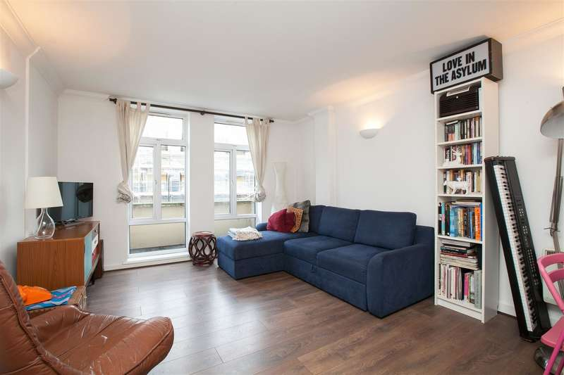 2 Bedrooms Flat for sale in Stoke Newington High Street, London