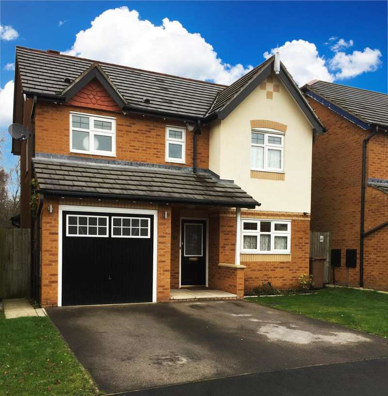 3 Bedrooms Detached House for sale in Dean Road, Cadishead, Salford, M44 5AJ
