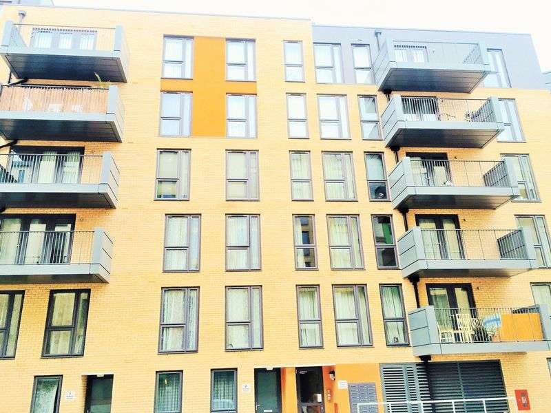 1 Bedroom Flat for sale in Needleman Close, London