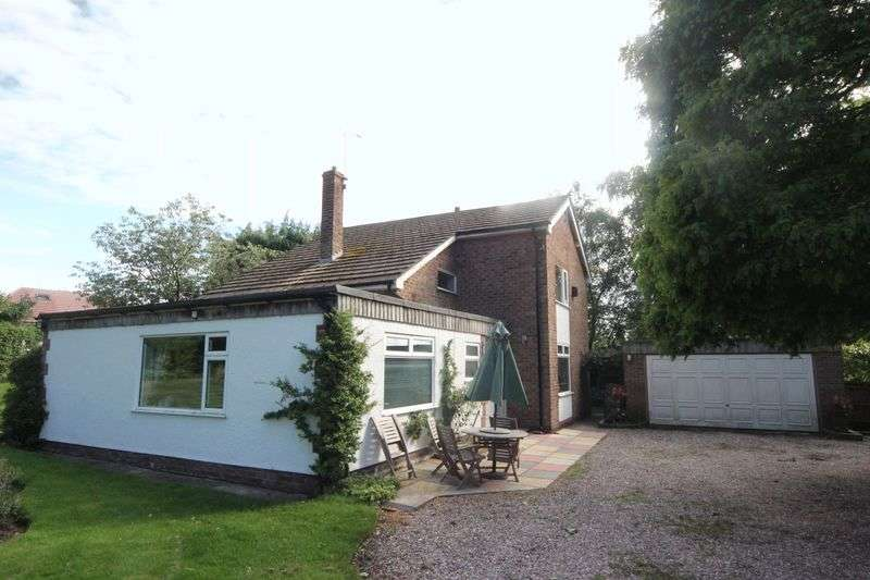3 Bedrooms Detached House for sale in Quaker Lane, Heswall, Wirral