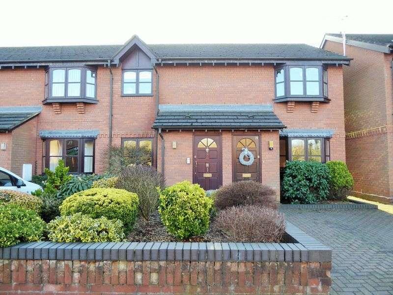 2 Bedrooms Flat for sale in Church View, Tarleton, Preston