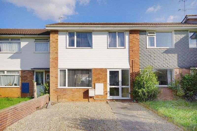 3 Bedrooms Terraced House for sale in 18 Littledean, Yate, Bristol BS37 8UL