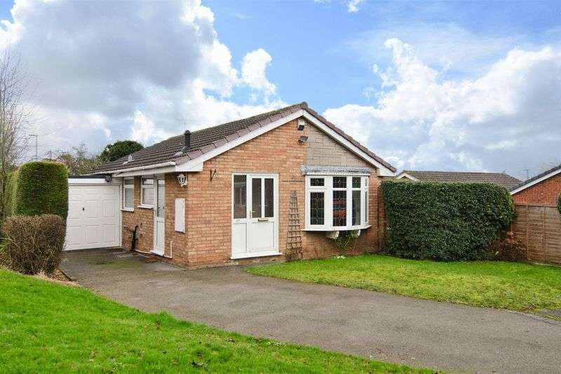 2 Bedrooms Detached Bungalow for sale in Francis Road, Lichfield