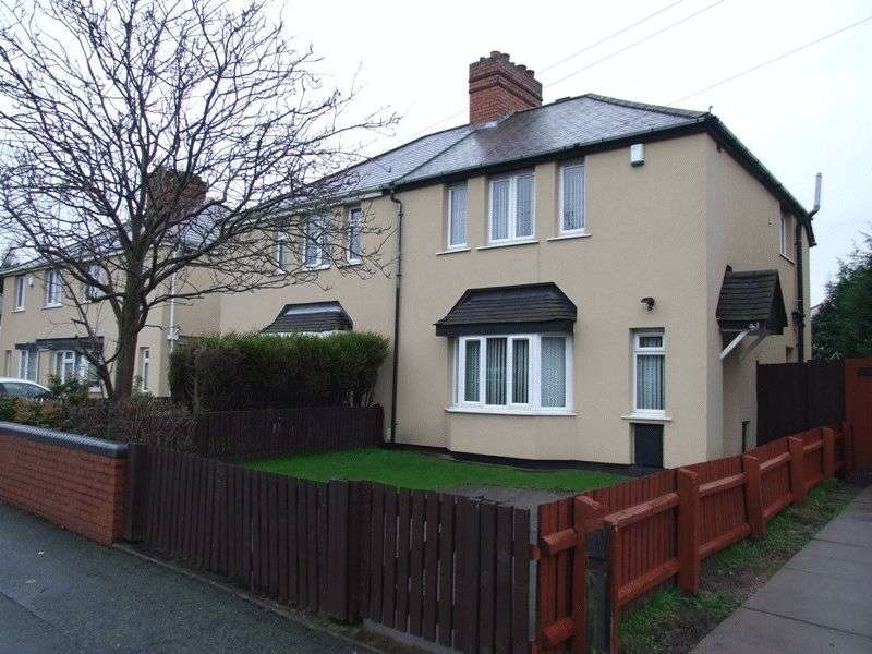 3 Bedrooms Semi Detached House for sale in Bunkers Hill Lane, Bilston