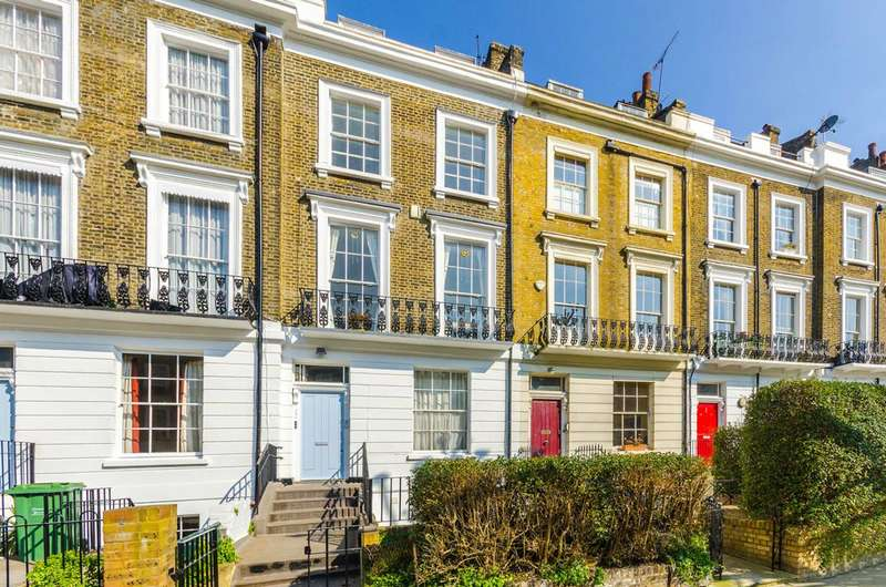 2 Bedrooms Flat for sale in Albert Street, Camden, NW1
