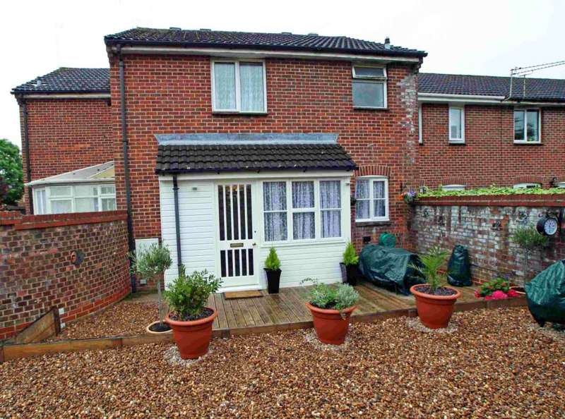 1 Bedroom Terraced House for sale in Bradenham Road, Grange Park, Swindon, SN5 6EB