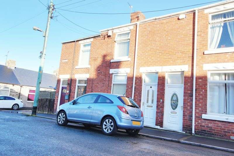 2 Bedrooms Terraced House for sale in Evenwood Road, Esh Winning