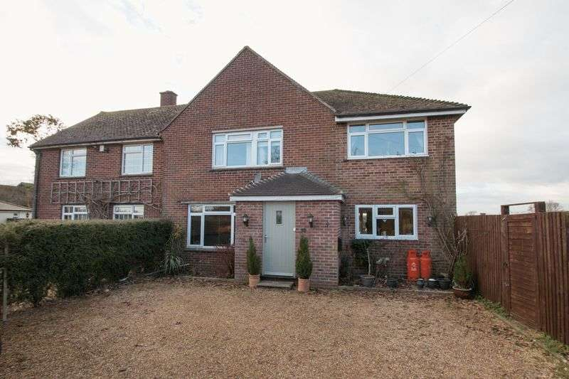 4 Bedrooms Semi Detached House for sale in Appledram Lane South, Chichester