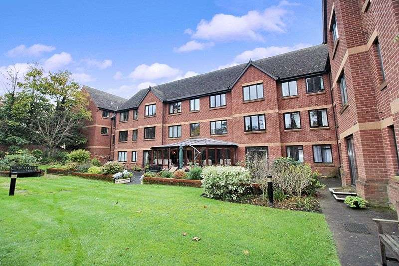 2 Bedrooms Retirement Property for sale in Christchurch Court, Ipswich, IP4 2DQ