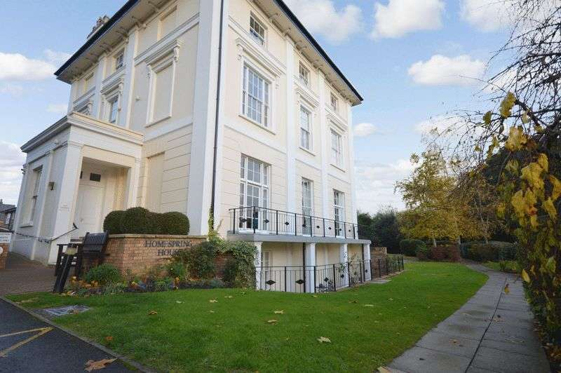1 Bedroom Retirement Property for sale in Homespring House, Cheltenham, GL52 2QB