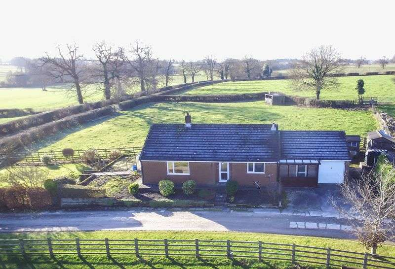 2 Bedrooms Detached Bungalow for sale in Carper Lane, Brailsford