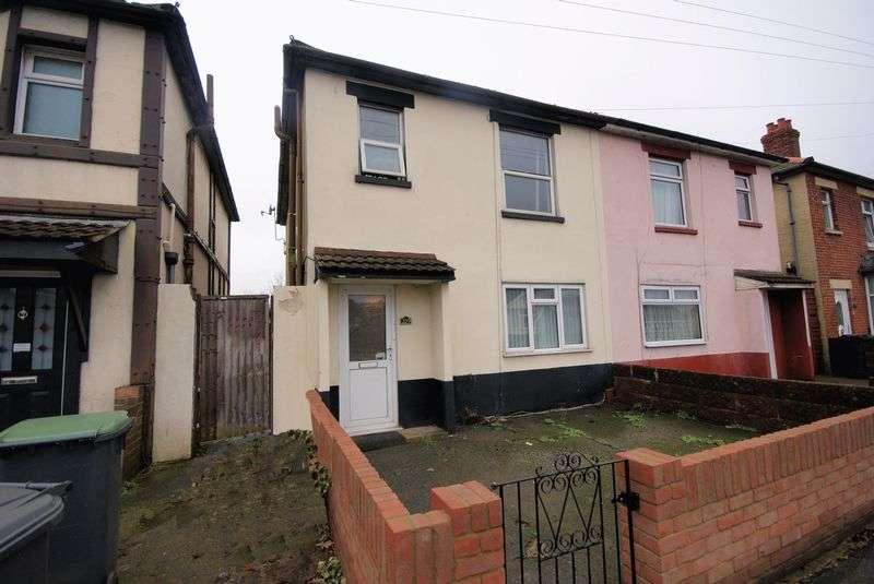 3 Bedrooms Semi Detached House for sale in Brockhurst Road, Gosport, PO12