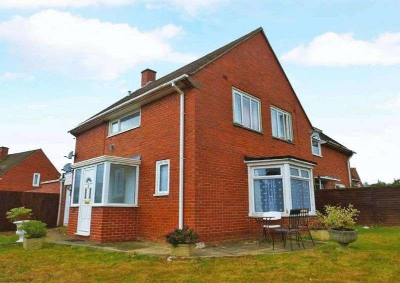 3 Bedrooms Semi Detached House for sale in Topsham Road , Countess Wear