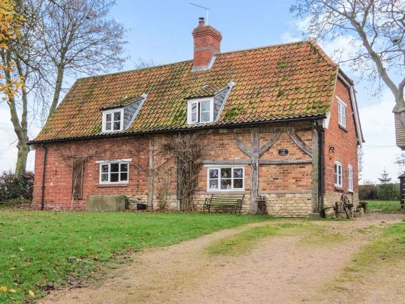 4 Bedrooms Detached House for sale in GRABY