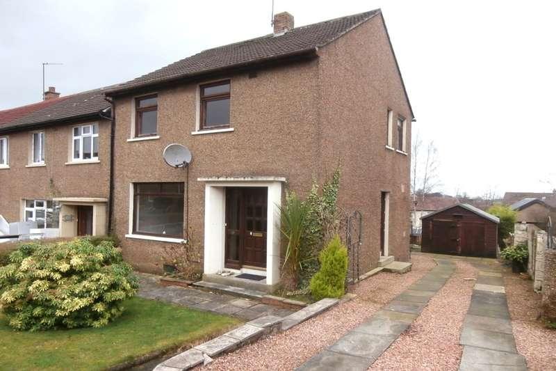 2 Bedrooms Property for sale in Bantaskine Street, Falkirk, FK1