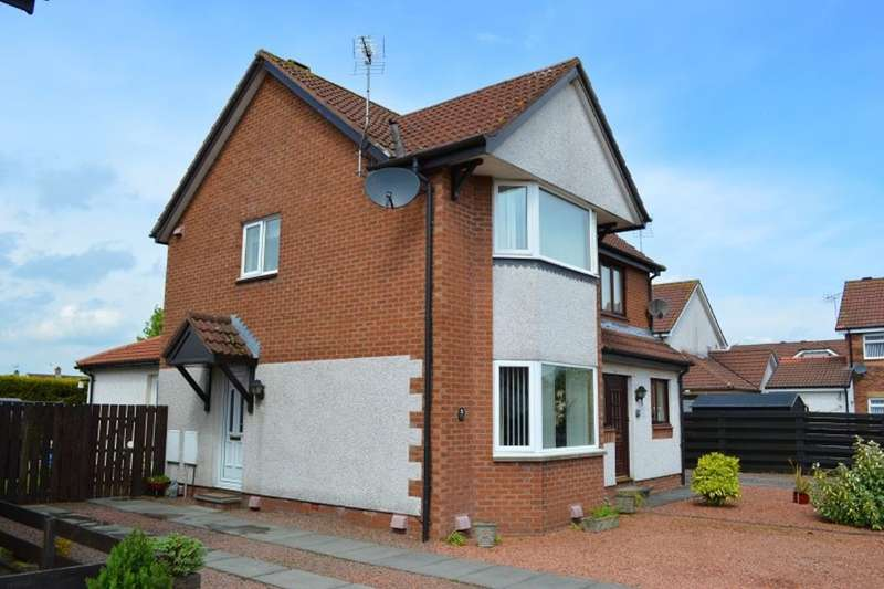 2 Bedrooms Semi Detached House for sale in Anne Arundel Court, Heathhall, Dumfries, DG1
