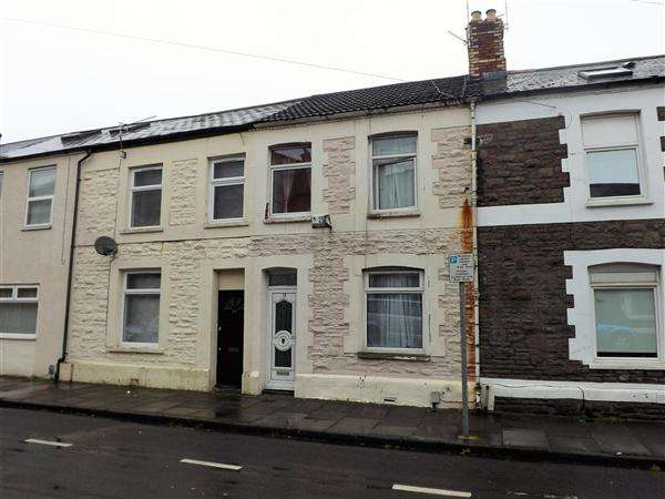 5 Bedrooms Terraced House for sale in Minny Street, Cardiff