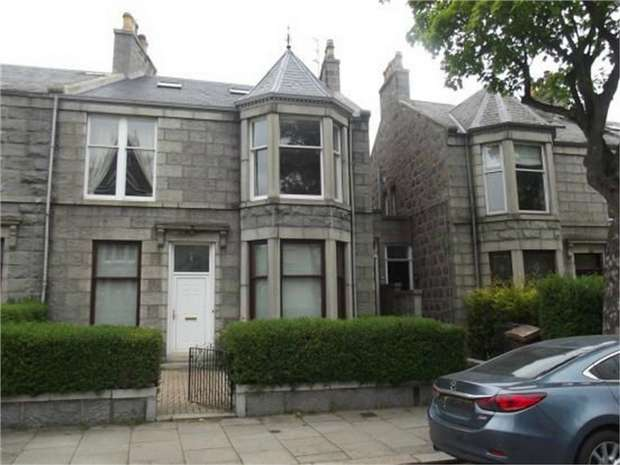 3 Bedrooms Flat for sale in Fonthill Road, Aberdeen