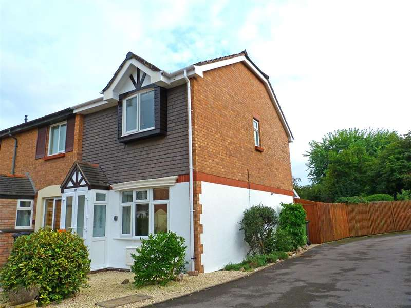 3 Bedrooms House for sale in Flaxley Drive, Belmont, Hereford, HR2