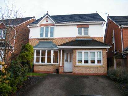 House for sale in Kensington Way, Northwich, Cheshire
