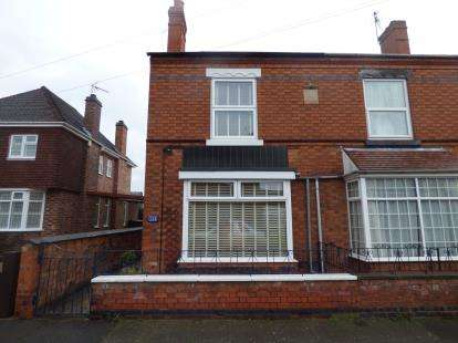 3 Bedrooms Semi Detached House for sale in Breedon Street, Long Eaton, Nottingham