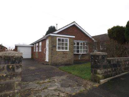 3 Bedrooms Bungalow for sale in Wordsworth Avenue, Sutton-In-Ashfield, Nottinghamshire, Notts