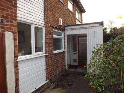2 Bedrooms Maisonette Flat for sale in Holme Road, West Bridgford, Nottingham