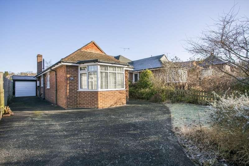 3 Bedrooms Semi Detached Bungalow for sale in Delves Avenue, Tunbridge Wells