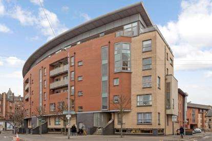 2 Bedrooms Flat for sale in Coopers Well Street, Partick, Glasgow