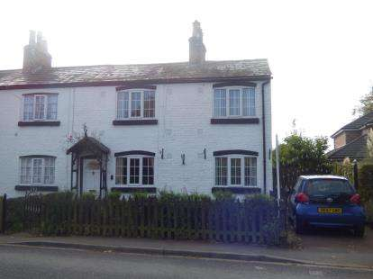 2 Bedrooms Semi Detached House for sale in High Street, Hale Village, Liverpool, Cheshire, L24