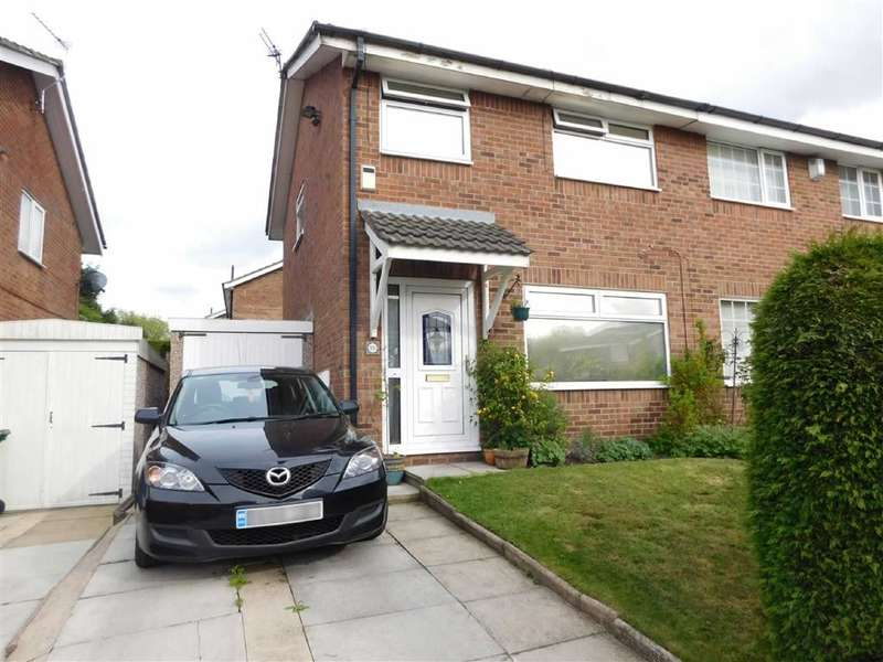 3 Bedrooms Property for sale in Westbury Drive, Marple, Stockport