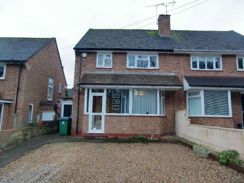 3 Bedrooms Semi Detached House for sale in Woodgate, Watford, Herts, WD25