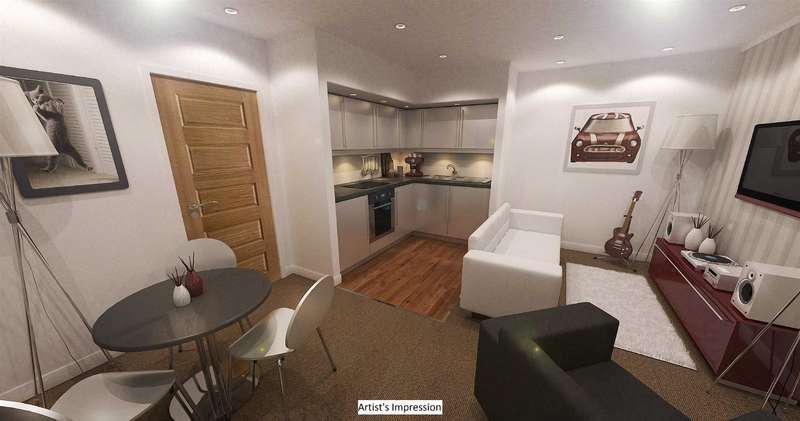 2 Bedrooms Property for sale in Alcester Street, Redditch