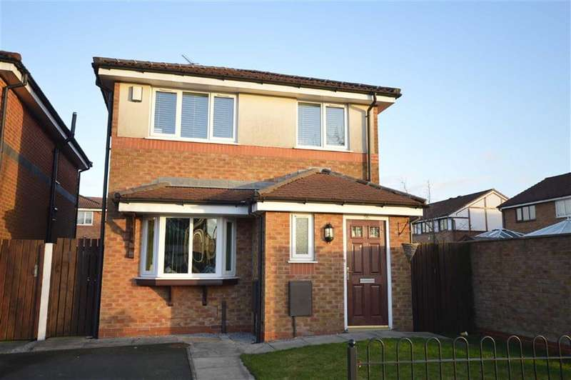 3 Bedrooms Property for sale in Albert Road, Whitefield, Manchester