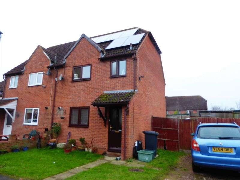 3 Bedrooms Semi Detached House for sale in MANSFIELD MEWS, QUEDGELEY, GLOUCESTER GL2 5JJ