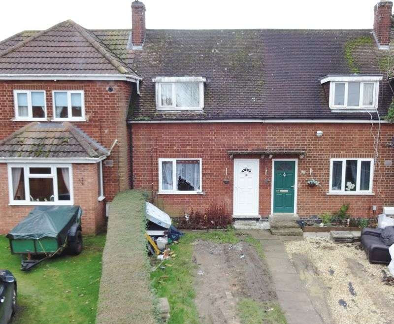 2 Bedrooms Terraced House for sale in Chapman Grove, Corby