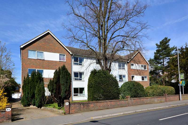 2 Bedrooms Flat for sale in Hook Road, Surbiton, KT6