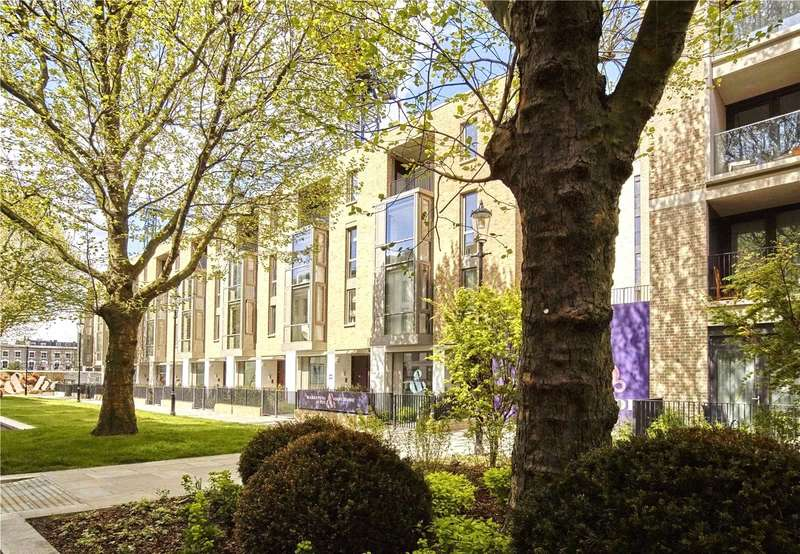 3 Bedrooms Flat for sale in Portobello Square, Bonchurch Road, London, W10