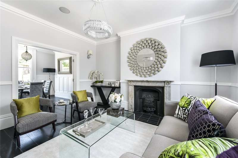 4 Bedrooms Terraced House for sale in Shepherdess Walk, London, N1