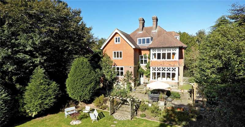 7 Bedrooms Detached House for sale in Southview Road, Crowborough, East Sussex, TN6