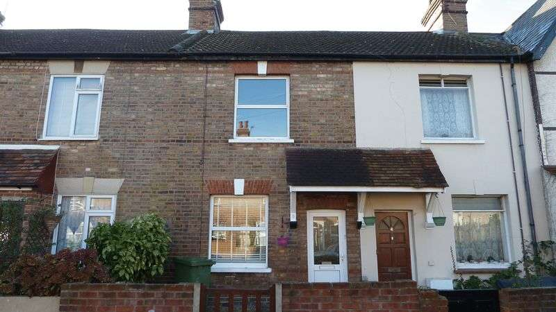 3 Bedrooms Terraced House for sale in New Road, Swanley