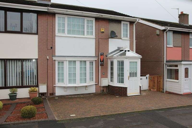 2 Bedrooms Semi Detached House for sale in Station Estate North, Murton