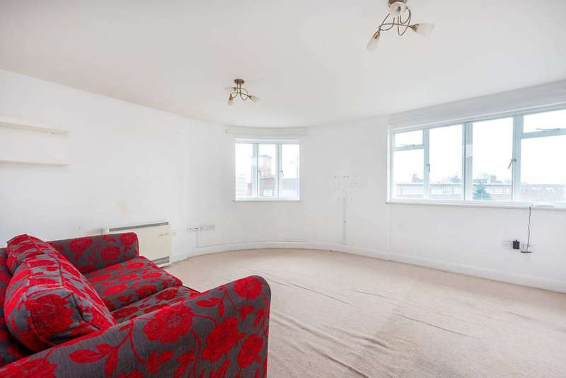 2 Bedrooms Flat for sale in Hanger Green., Hanger Hill, W5