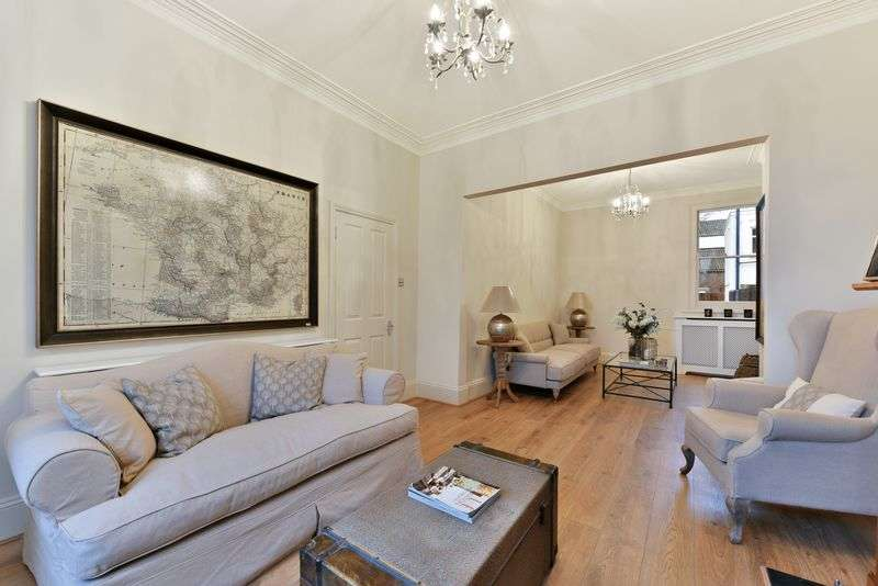 5 Bedrooms Terraced House for sale in Lewin Road, London
